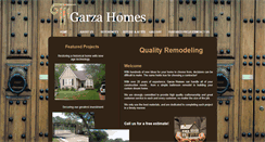 Preview of garzahomes.net